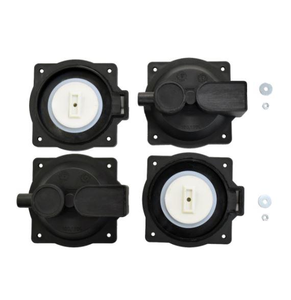 Stratus KLC Compressor Diaphragm Set - KLC100 and KLC120