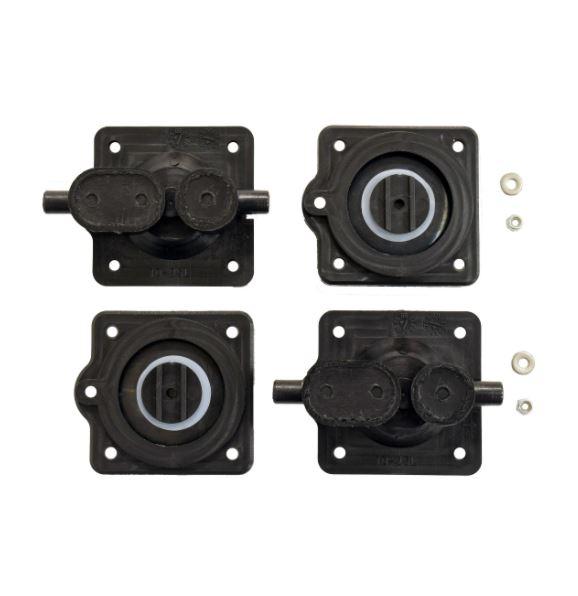 Stratus KLC Compressor Diaphragm Set - KLC25