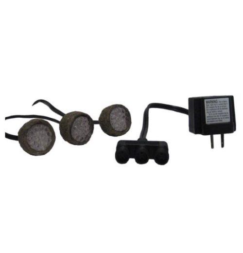 LED2K Easy Pro 3-pack LED light kit with 10watt transformer