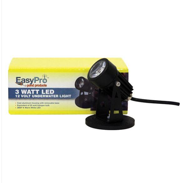 LED4WW 3 Watt Underwater LED Light