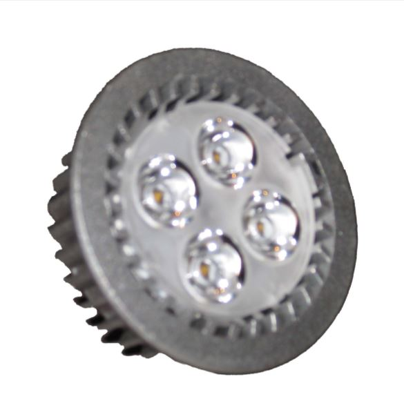 LED6B 6 Watt Warm White LED Light Bulb