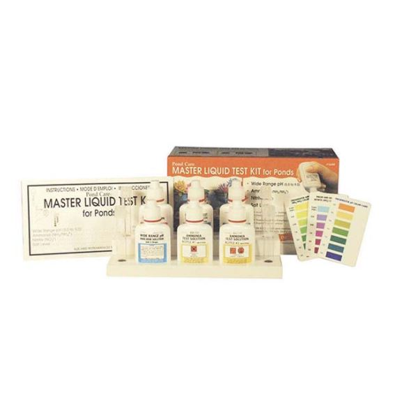 MTK PondCare Master Liquid Test Kit