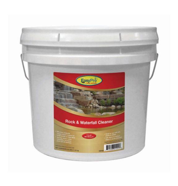 OXY25 Rock & Waterfall Cleaner – 25 lbs