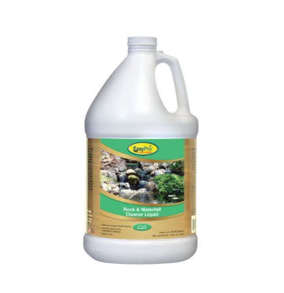 OXYL128 Rock & Waterfall Cleaner Liquid – 128 oz. (1 gallon)