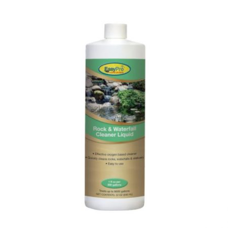 OXYL32 Rock & Waterfall Cleaner Liquid – 32 oz. (1 quart)