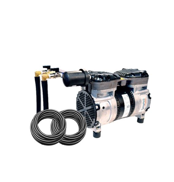 PA65WLD Rocking Piston Pond Aeration System – PA65W System with NO Diffusers