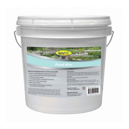 PB25X Pond-Vive Bacteria – 25lb pail – 50ct. 8oz Water Soluble Packs
