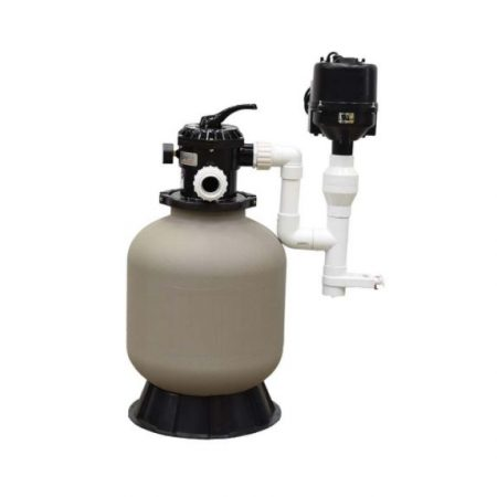 PBF6000BL EasyPro Pressurized Bead Filter with Blower – 6000 gallon maximum