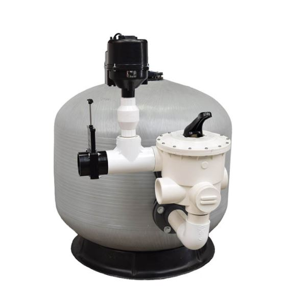 PBF600SBL EasyPro Bead filter with Blower – 60000 gallon maximum