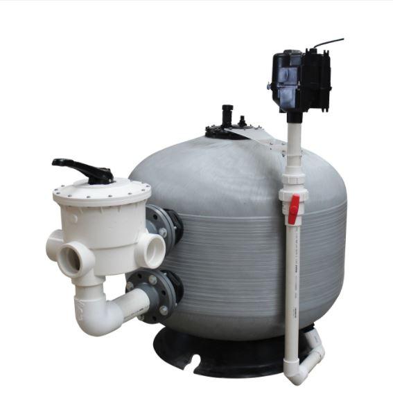 PBF600S EasyPro Bead filter – 60000 gallon maximum