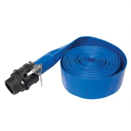 PCH25 Cleanout package with 25′ hose (pump sold separately)