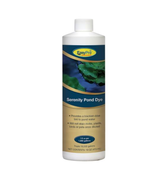 PD16C Serenity Blue/Black Pond Dye – 16oz. (1 pint)