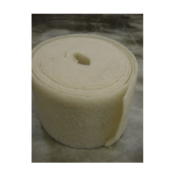 """PFM5B 6 yds. Boxed – 2"""" X 28"""" – Solids Filter Material – Open Weave"""