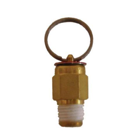 40 psi pressure release valve