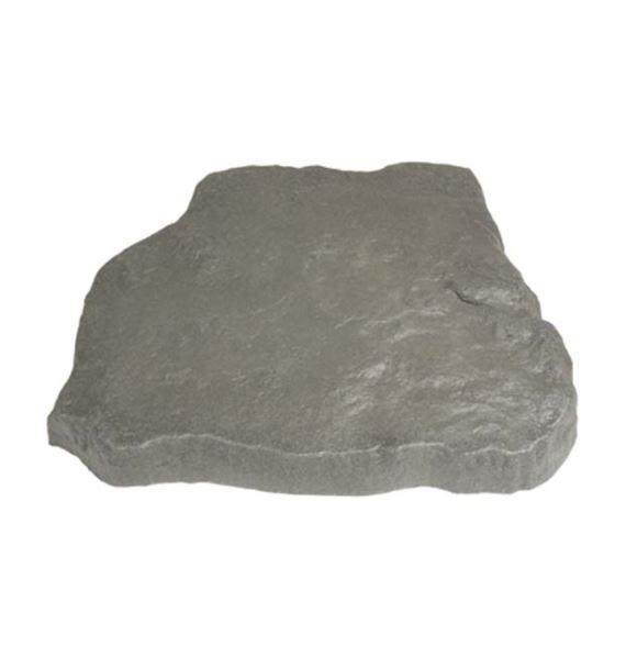 PS10ML Ovation Molded Faux Rock Lid (tan)