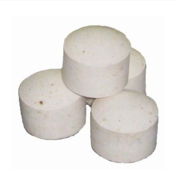 ABL10 Sludge Remover Blocks, 10 lb pail