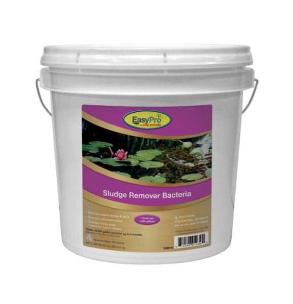 SBB160 Sludge Remover Bacteria – 10 lbs. 1oz Blocks
