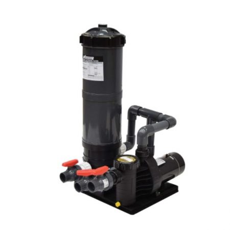 SMC120S Skid Mount Cartridge System – Pump with PCF120