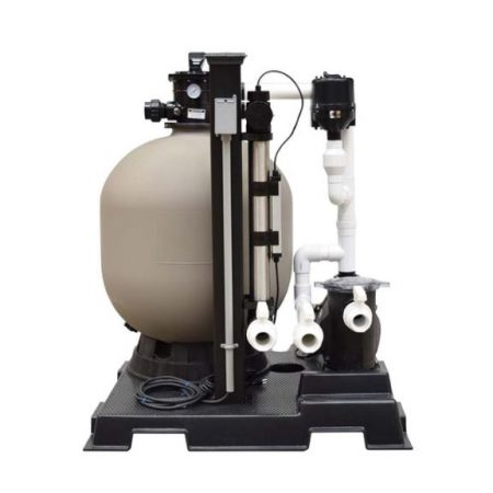 SMF10000 EasyPro Skid Mount Filtration System – 10000 gallon