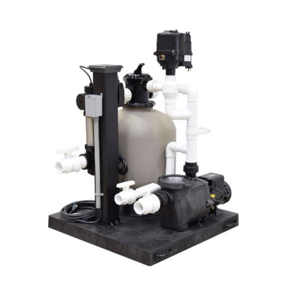 SMF3600 EasyPro Skid Mount Filtration System – 3600 gallon