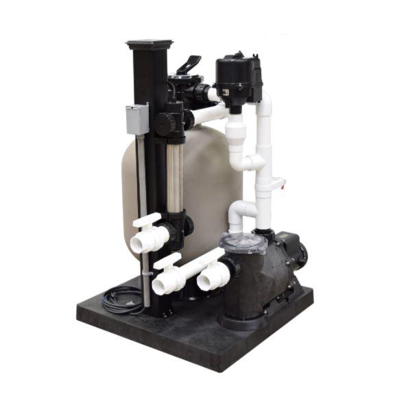 SMF6000 EasyPro Skid Mount Filtration System – 6000 gallon