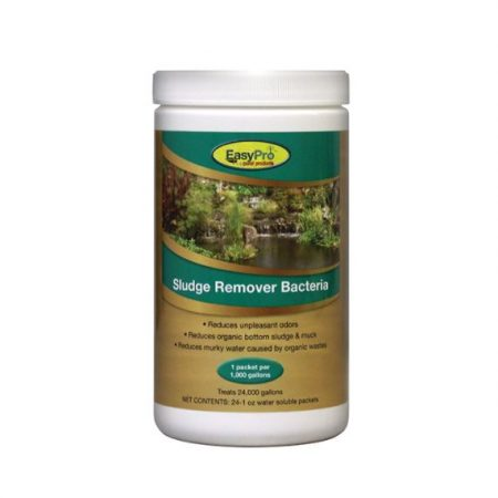 SRB24 Sludge Remover Bacteria – 24ct. 1oz Water Soluble Packs