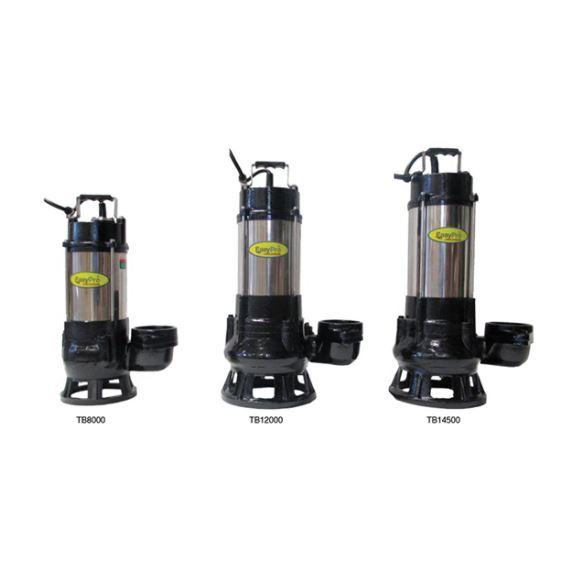 TB8000 TB Series – Hi volume submersible pump – Hi head 7800gph 115v