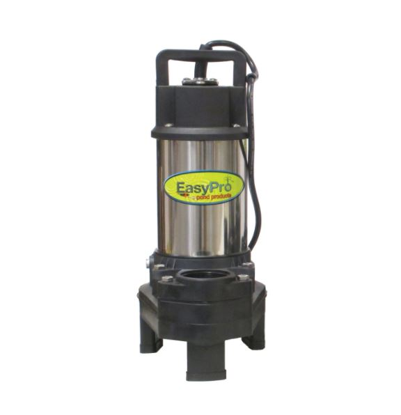 TH250-100 4100gph 115 Volt Stainless Steel Waterfall and Stream Pump