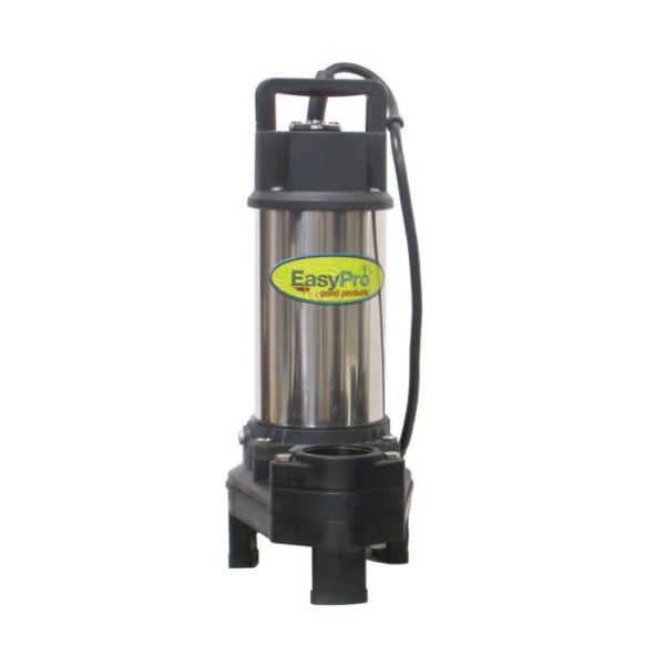 TH750-50 6000gph 115 Volt Stainless Steel Waterfall and Stream Pump