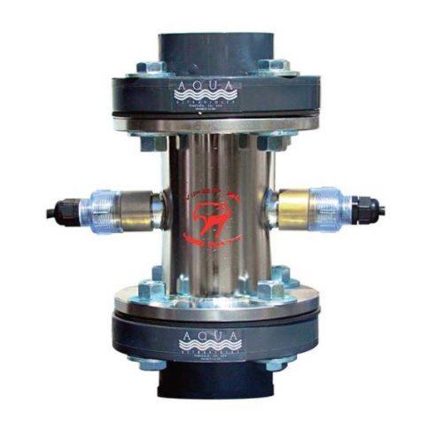 "Aqua Ultraviolet Commercial Grade UV Sterilizer - 400 Watts -3"""