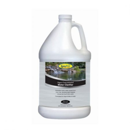 WC128 Concentrated Water Clarifier (flocculant) – 1 gallon