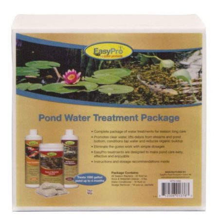 WTK1000 Pond Water Treatment kit – Treats 1000 gallon pond up to 4 months