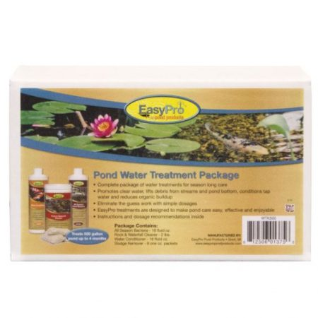WTK500 Pond Water Treatment kit – Treats 500 gallon pond up to 4 months