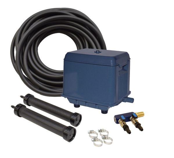 KLC Koi Pond Aeration Kit - 2000 to 15000 gallon ponds