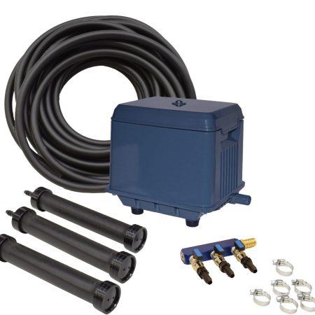 KLC Koi Pond Aeration Kit - 3000 to 22500 gallon ponds