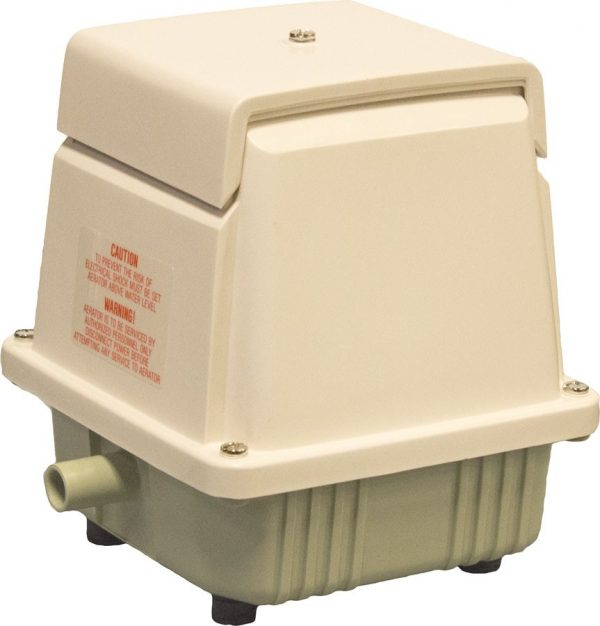 "Linear Piston Compressor - 45 Watts, 3/4"" Outlet"